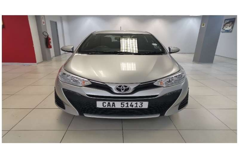 Used 2019 Toyota Yaris Hatch YARIS 1.5 XS CVT 5Dr