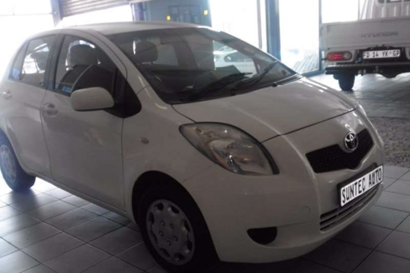 2007 Toyota Yaris 1.3 T3+ 5 door