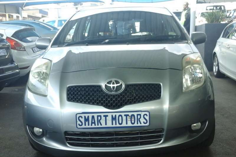 2006 Toyota Yaris 1.3 5 door T3 Spirit