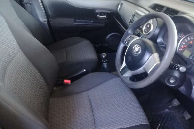 2014 Toyota Yaris 1.3