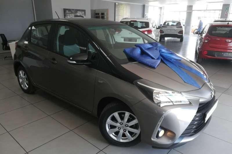 2017 Toyota Yaris 1.0 Pulse