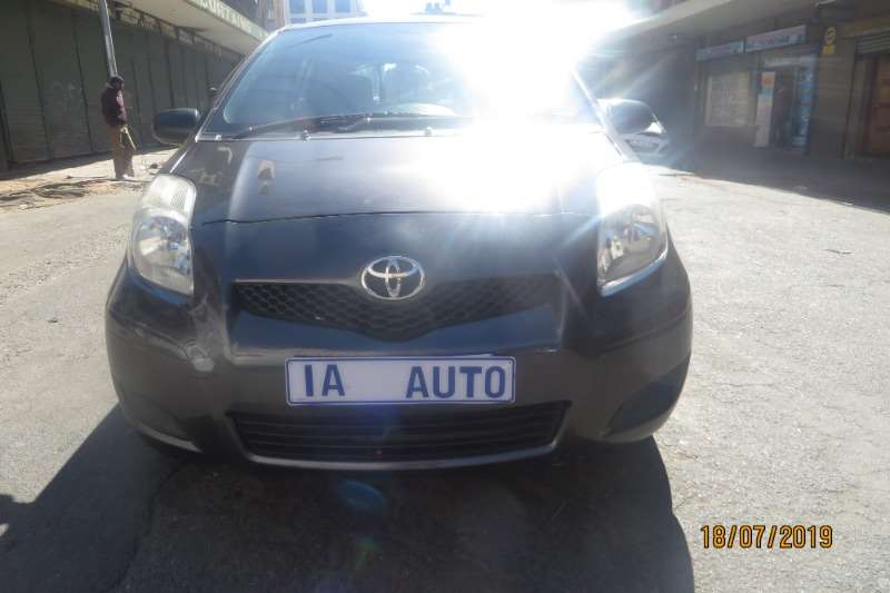 2007 Toyota Yaris 1.3 5 door T3 Spirit