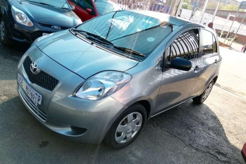 2008 Toyota Yaris 1.0 T1 3 door
