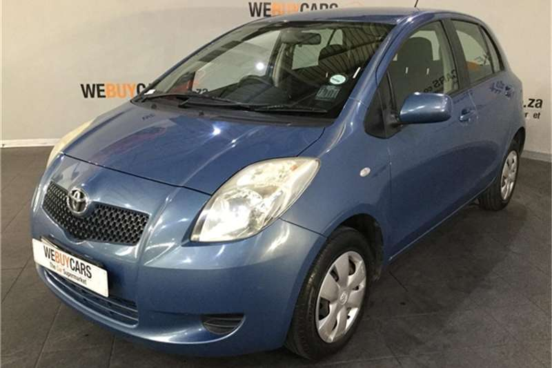 2008 Toyota Yaris 1.3 T3+ 5 door