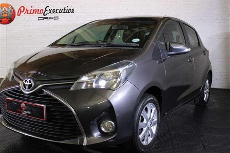 2015 Toyota Yaris 1.3 auto
