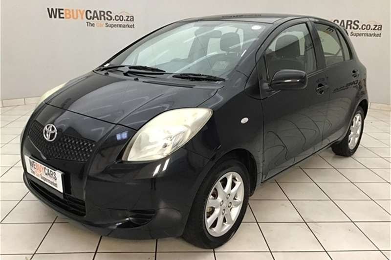 2009 Toyota Yaris 1.3 T3+ 5 door