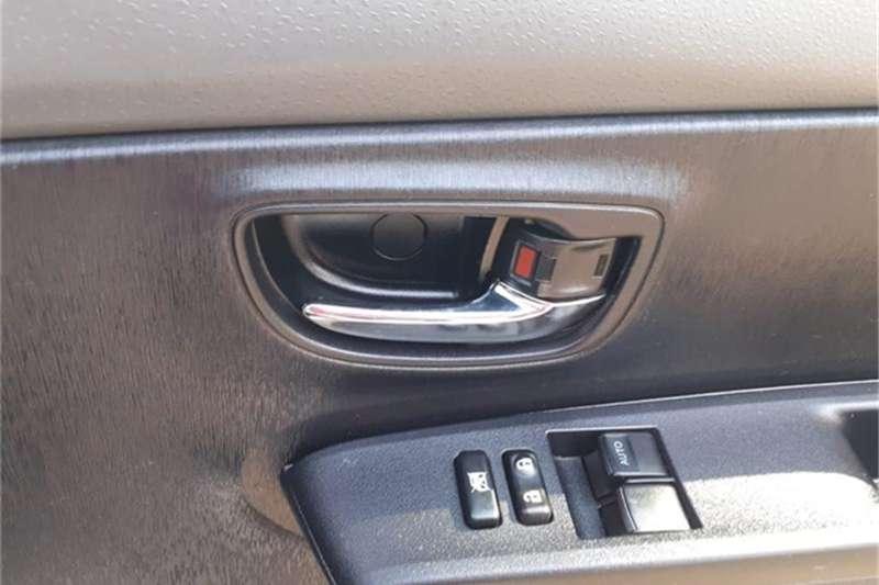 2012 Toyota Yaris 5 door 1.3 XS