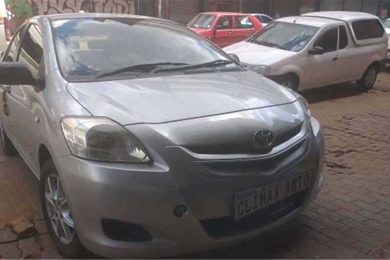 2007 Toyota Yaris 1.3 T3 Spirit sedan