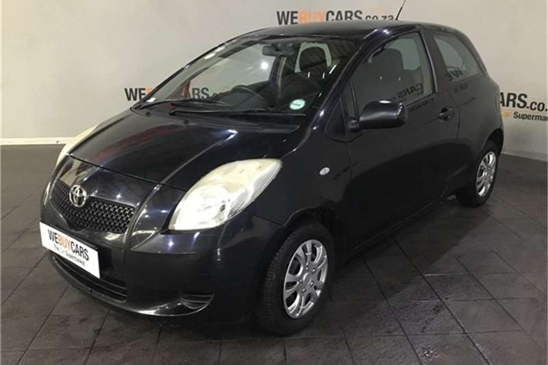 2007 Toyota Yaris 1.0 T1 3 door