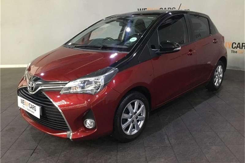 2017 Toyota Yaris 1.0