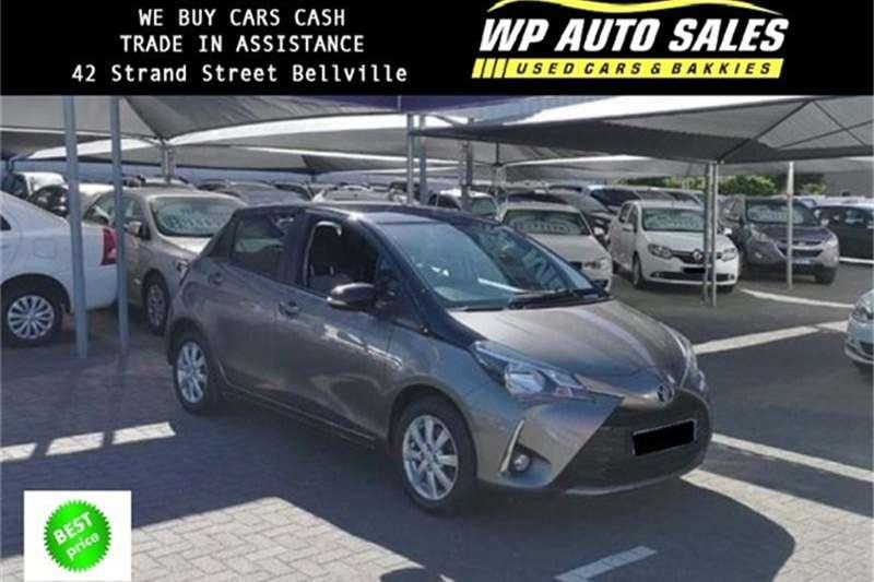 2017 Toyota Yaris 1.5 Pulse auto