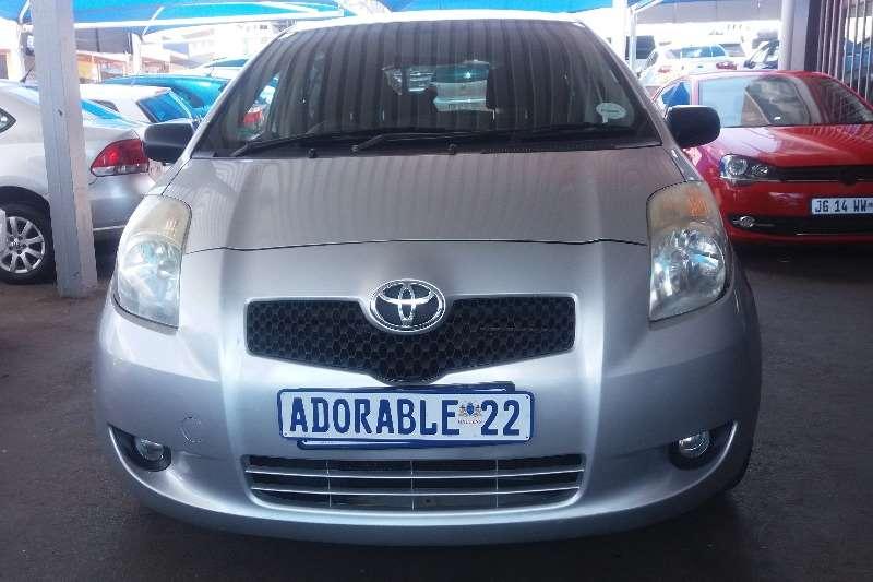 2007 Toyota Yaris 1.3 T3 5 door