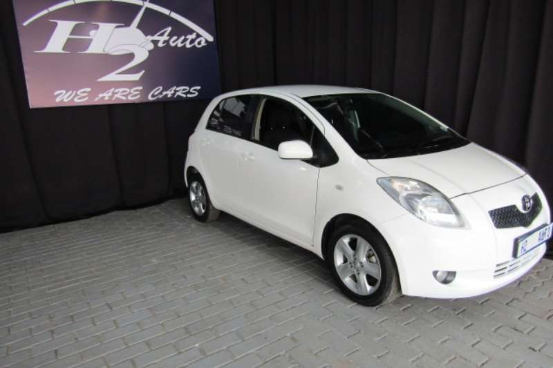 2008 Toyota Yaris 1.3 5 door T3