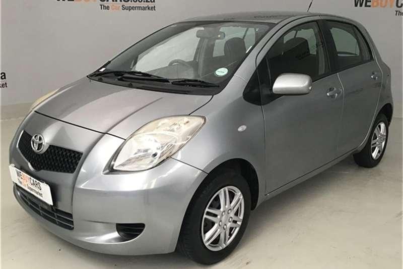 2008 Toyota Yaris 1.3 T3+ 5 door