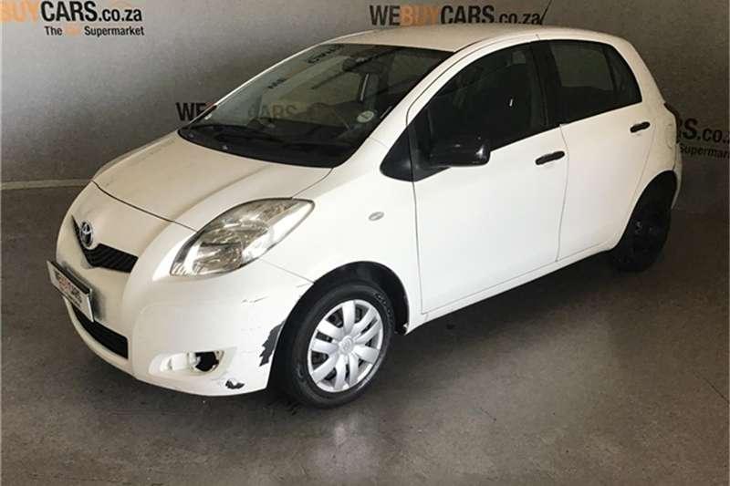 2011 Toyota Yaris 1.3 T3+ sedan