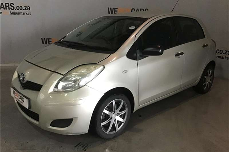 2008 Toyota Yaris 1.3 T3 5 door