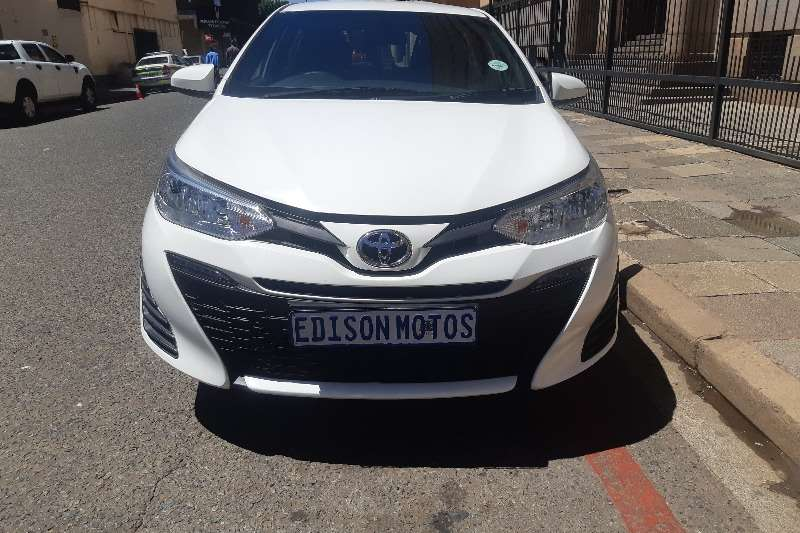 2018 Toyota Yaris 1.5 Pulse