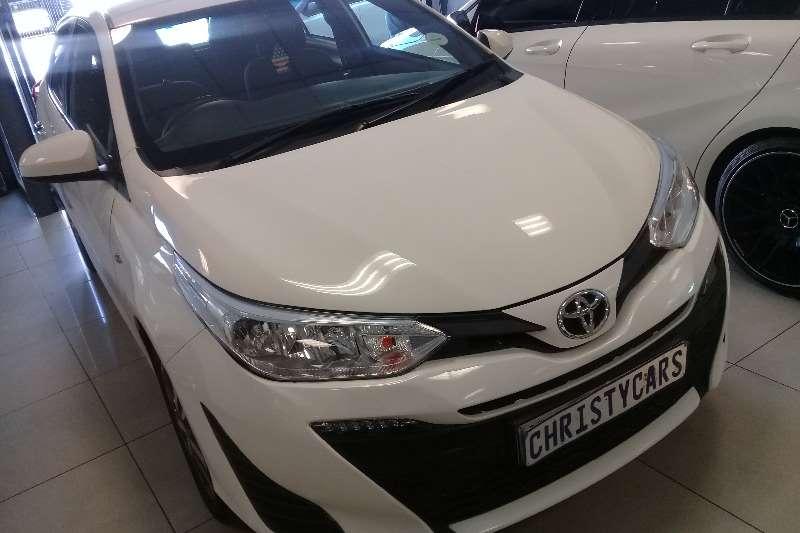 2018 Toyota Yaris 1.5 Pulse