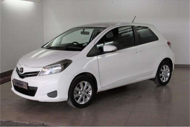 2012 Toyota Yaris 3 door 1.3 XS