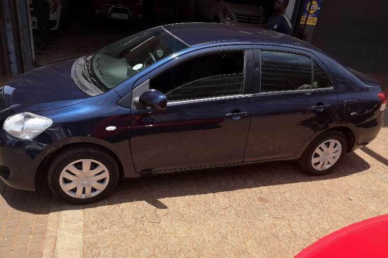 2006 Toyota Yaris 1.3