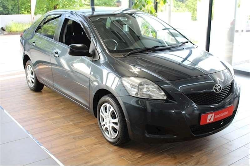2012 Toyota Yaris sedan 1.3 Zen3 Plus auto