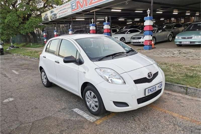 2010 Toyota Yaris 1.3 T3+ 5 door