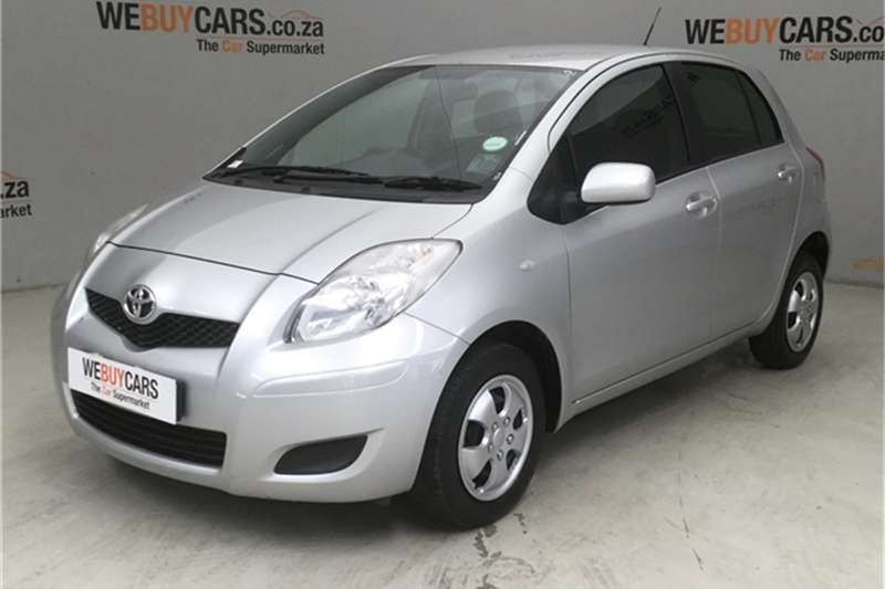 2011 Toyota Yaris 5 door Zen3 Plus