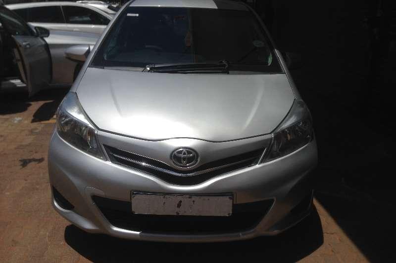 2013 Toyota Yaris 1.0