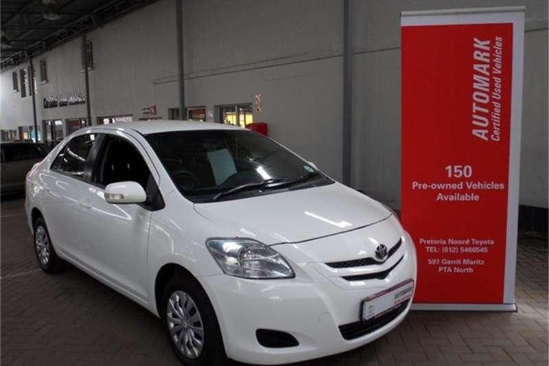 2013 Toyota Yaris 1.3 T3+ 5 door automatic