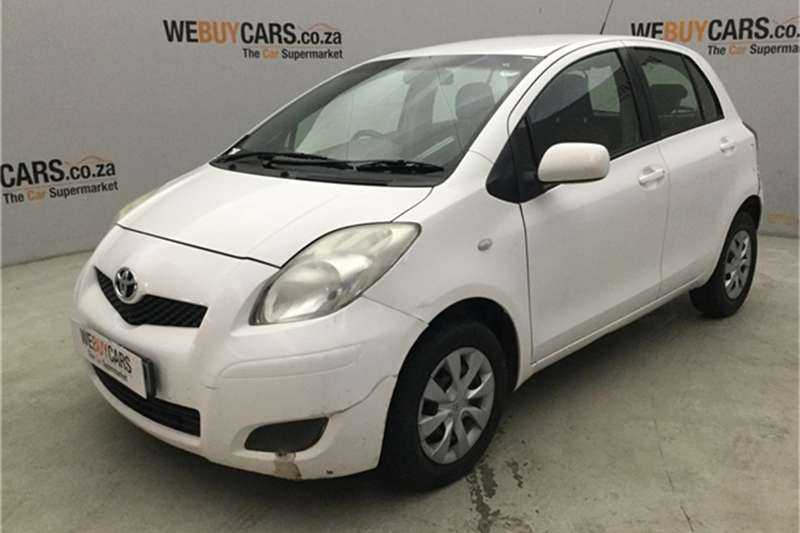 2012 Toyota Yaris sedan 1.3 Zen3 Plus