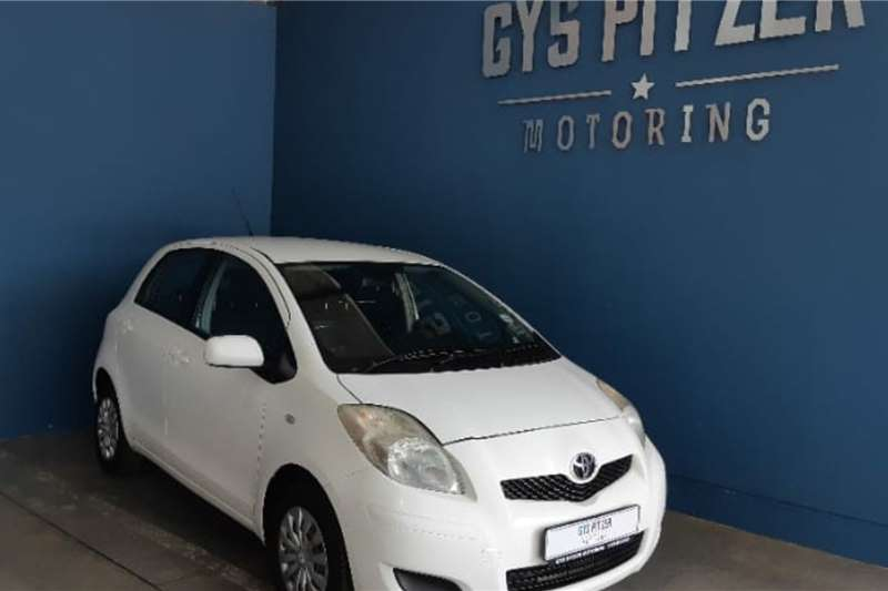 2009 Toyota Yaris 1.3 5 door T3