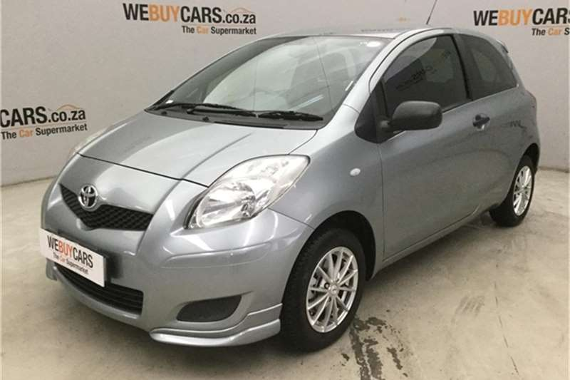 2009 Toyota Yaris 1.0 3 door T1 (aircon+CD)
