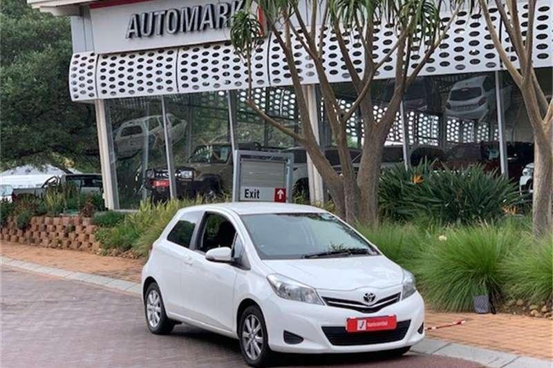 2014 Toyota Yaris 3 door 1.3 Xi