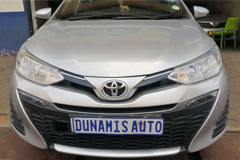 2019 Toyota Yaris 1.5 Pulse