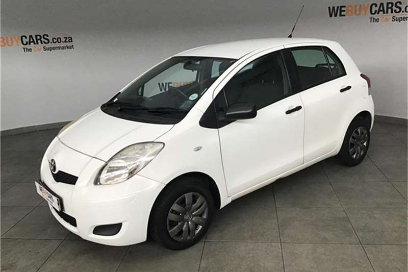 2009 Toyota Yaris 1.3 T3 5 door