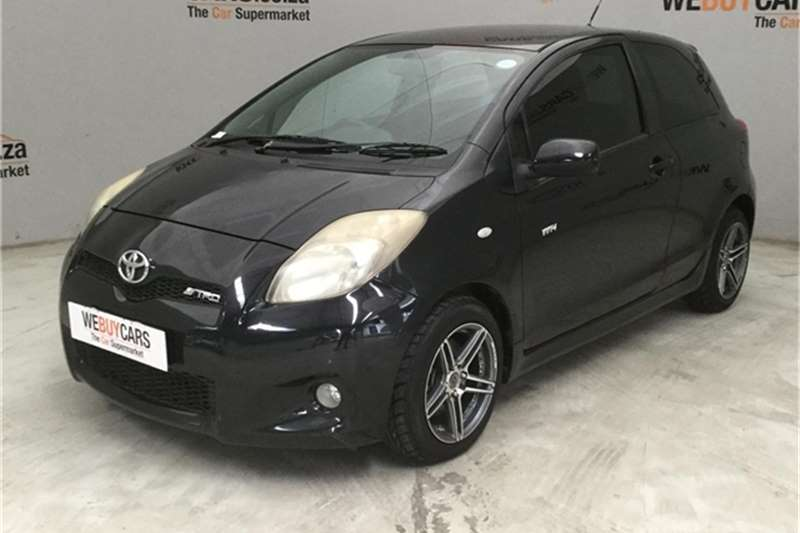 2009 Toyota Yaris 1.8 TS