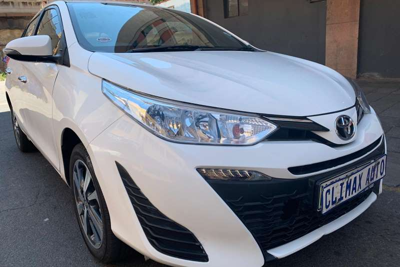 2019 Toyota Yaris 1.5 Pulse