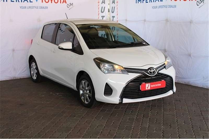 2015 Toyota Yaris 1.0