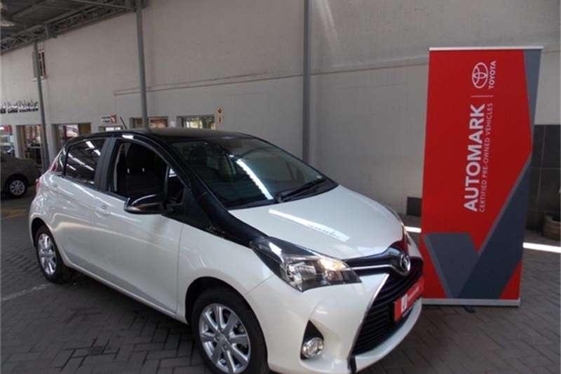 2016 Toyota Yaris 1.3 auto