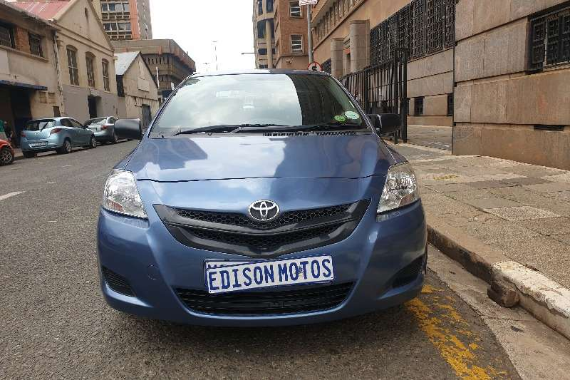 2010 Toyota Yaris sedan 1.3 Zen3 Spirit