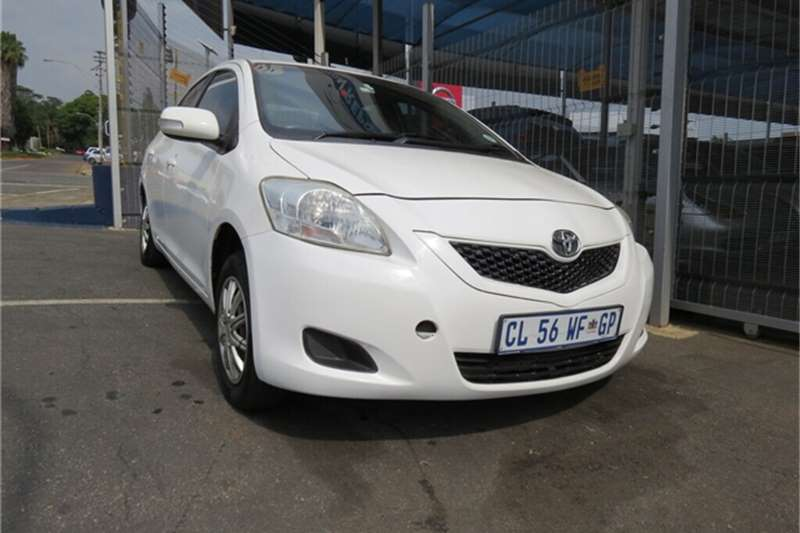 2009 Toyota Yaris 1.3 T3+ sedan