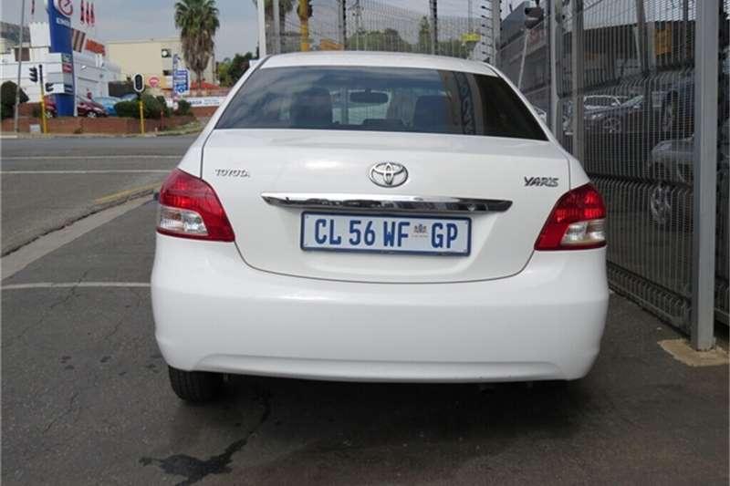 2009 Toyota Yaris 1.3 T3+ sedan