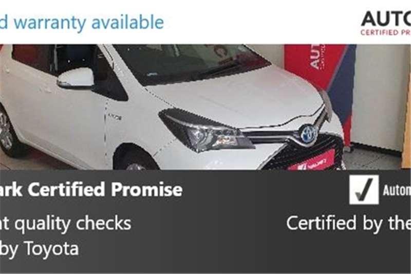 2014 Toyota Yaris Hybrid