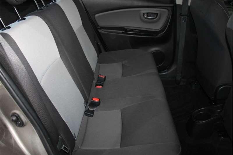 2017 Toyota Yaris 1.5 Pulse