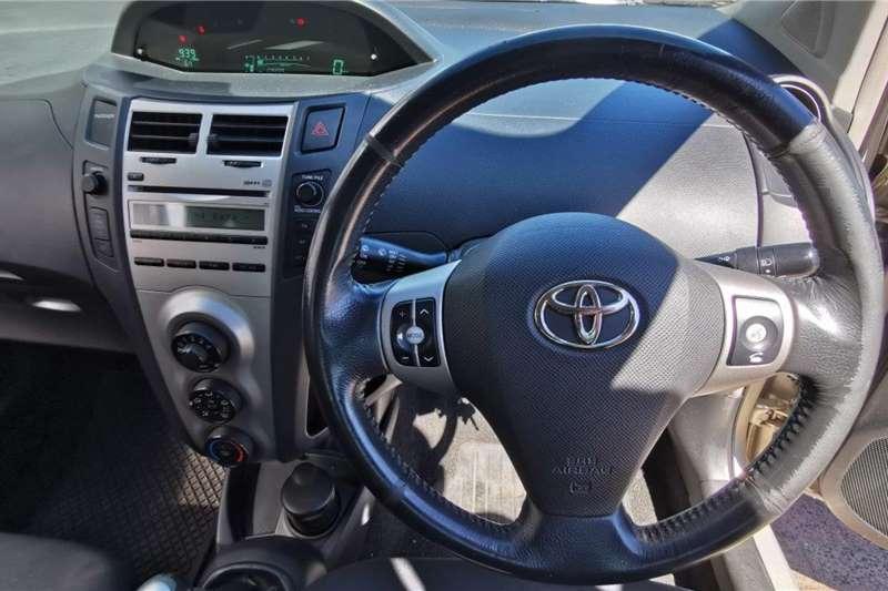 2010 Toyota Yaris 1.3 T3 Spirit 5 door