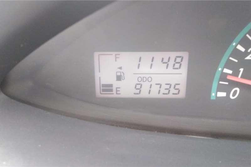 2011 Toyota Yaris