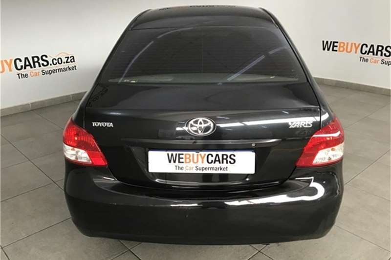 Toyota Yaris sedan 1.3 Zen3 Plus 2011