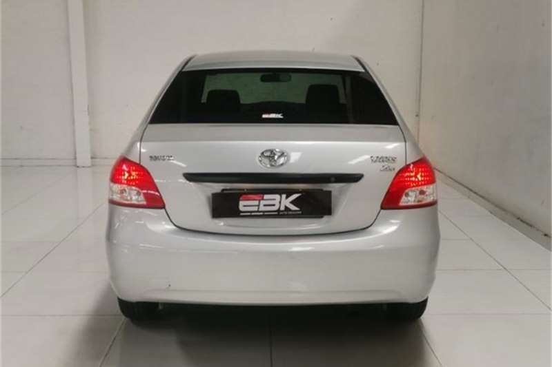 Used 2010 Toyota Yaris sedan 1.3 Zen3 S