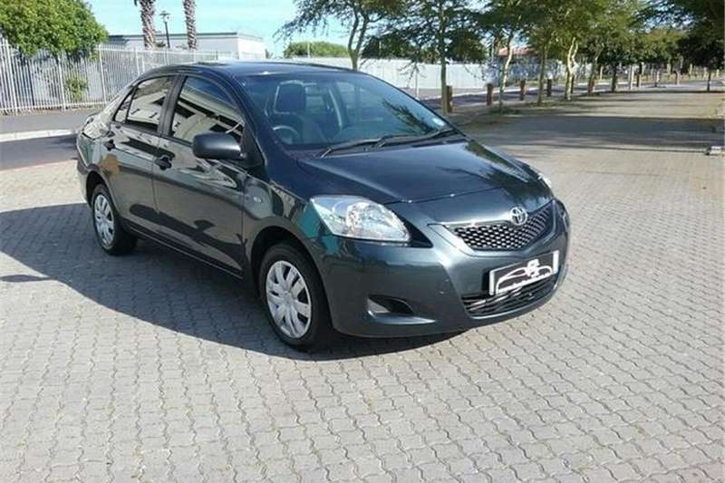 Toyota Yaris Sedan 1.3 Zen3 S 2011