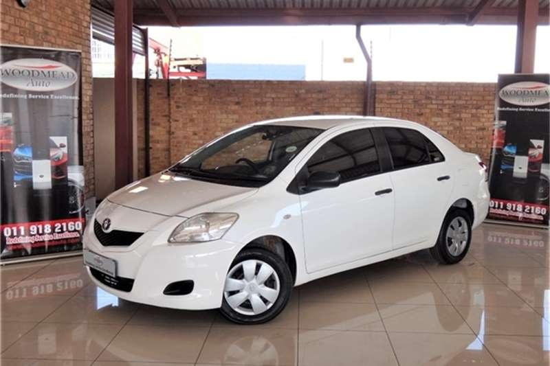 Toyota Yaris sedan 1.3 Zen3 S 2012